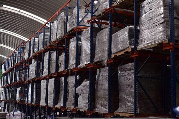 Logistics and storage
