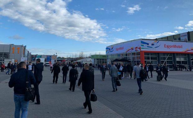 Feria K 2019 en Dusseldorf Alemania