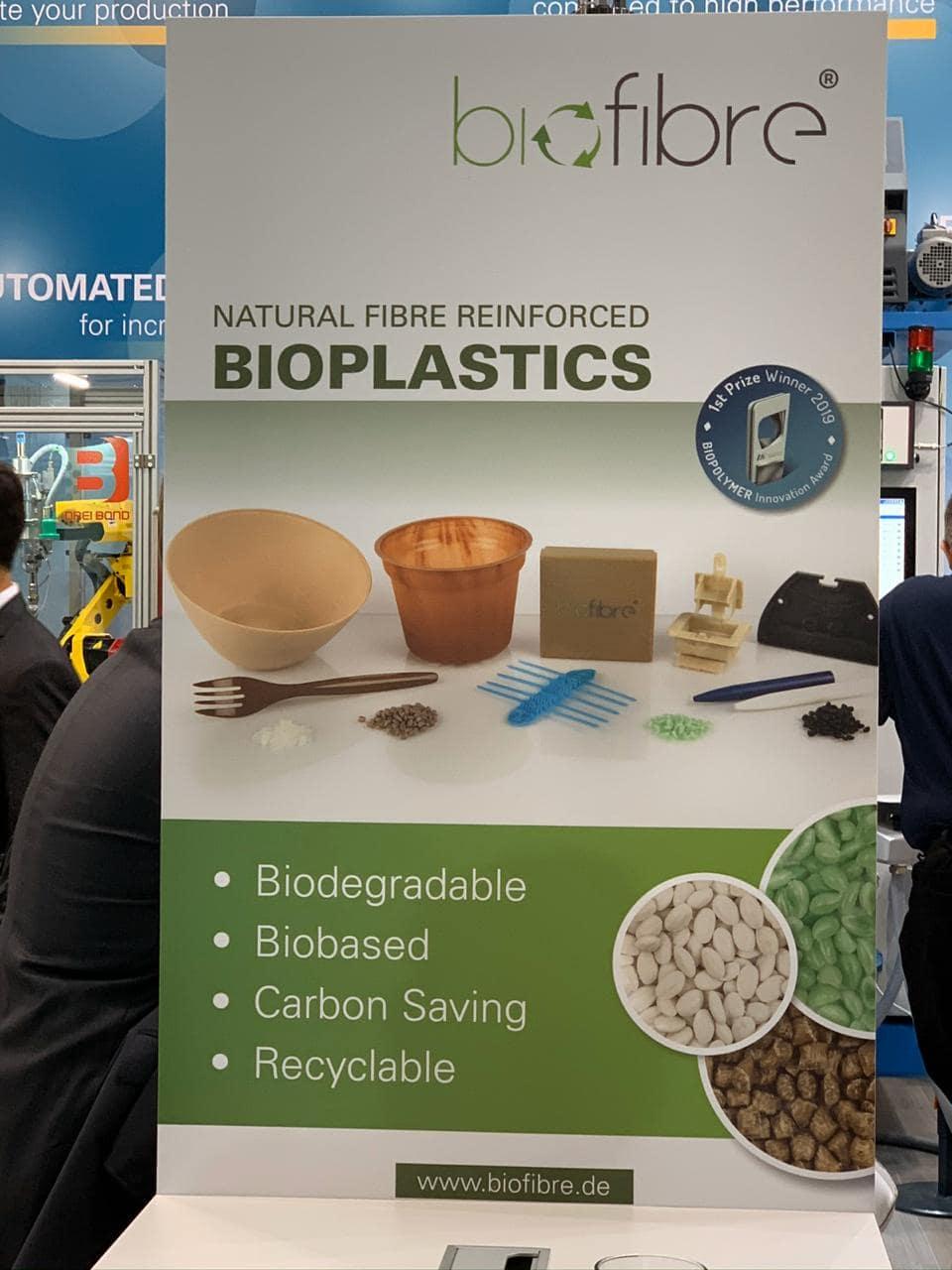 Gestión responsable de plásticos en Feria K 2019 Alemania